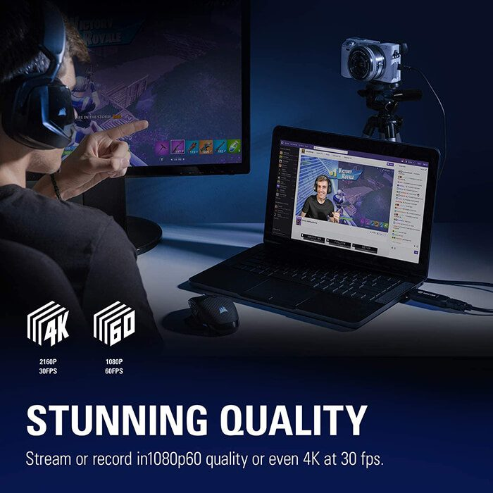 Thiết bị Stream Elgato Camlink 4K 3