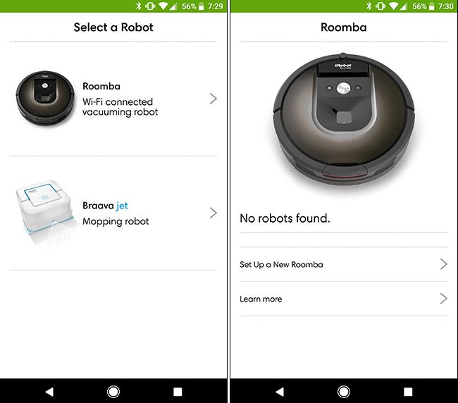 Cách kết nối wifi irobot roomba hình 3