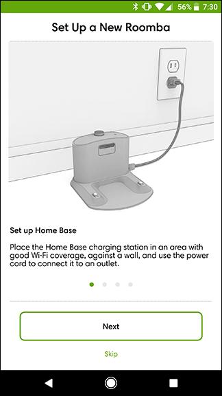 Cách kết nối wifi irobot roomba hình 4