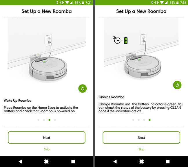 Cách kết nối wifi irobot roomba hình 6