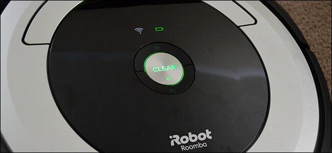 Hướng dẫn đặt lịch quét dọn iRobot Roomba 3