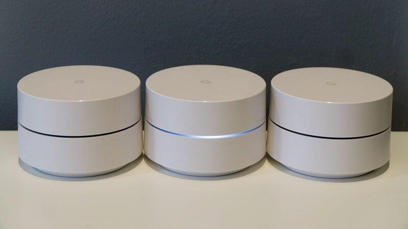 Ý nghĩa màu đèn của Google Wifi hình 3