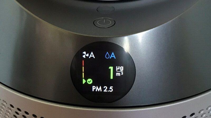 Đánh giá máy lọc không khí Dyson PH 01 hình 2