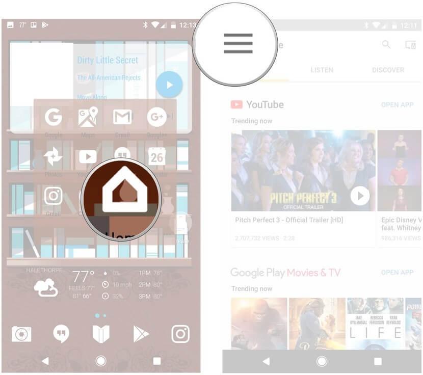 Hướng dẫn mở nhạc trên Google Home hình 3