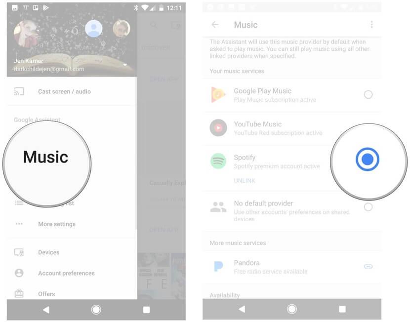 Hướng dẫn mở nhạc trên Google Home hình 4