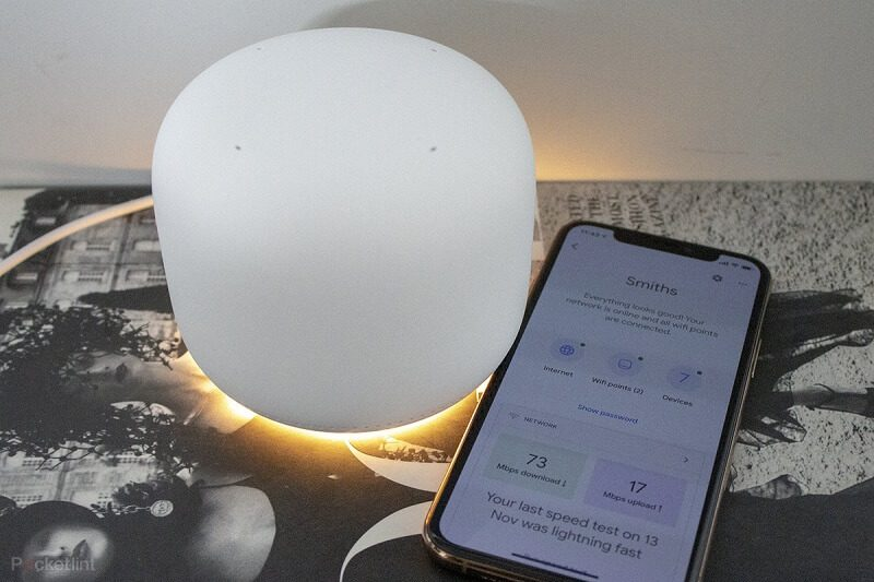 Hướng dẫn tăng tốc độ mạng Wifi với Google Nest Wifi hình 1