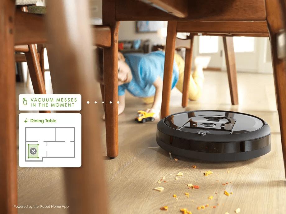 iRobot update công nghệ AI mới hình 2
