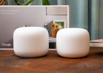 Số lượng Google Nest Wifi nên dùng hình 2