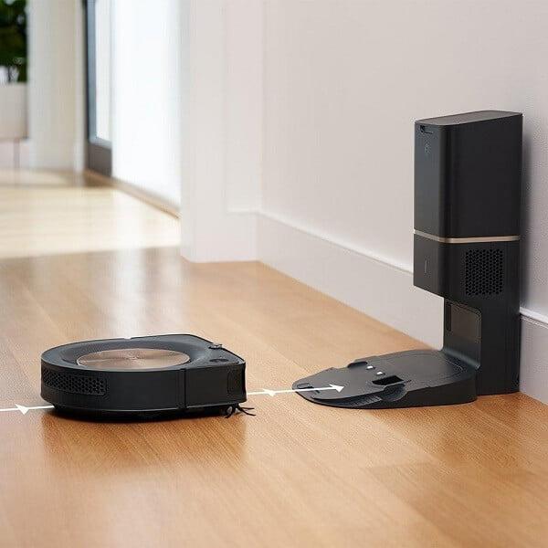 Cách hoạt động của máy hút bụi iRobot Roomba 1