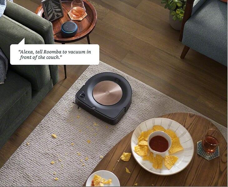 Cách hoạt động của máy hút bụi iRobot Roomba 3