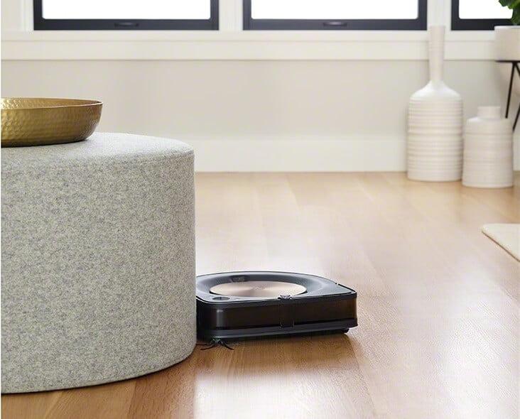 Cách hoạt động của máy hút bụi iRobot Roomba 4