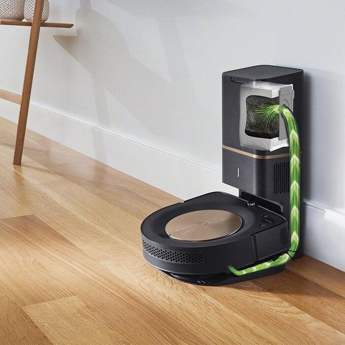 mẹo sử dụng iRobot Roomba 5