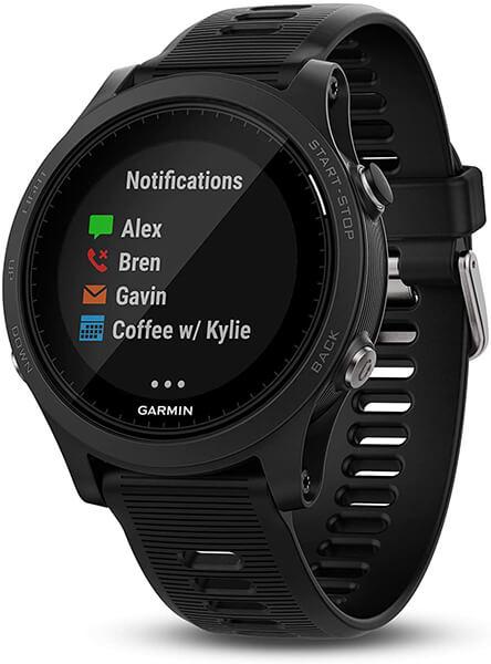 Đồng hồ Garmin dành cho chạy bộ 12