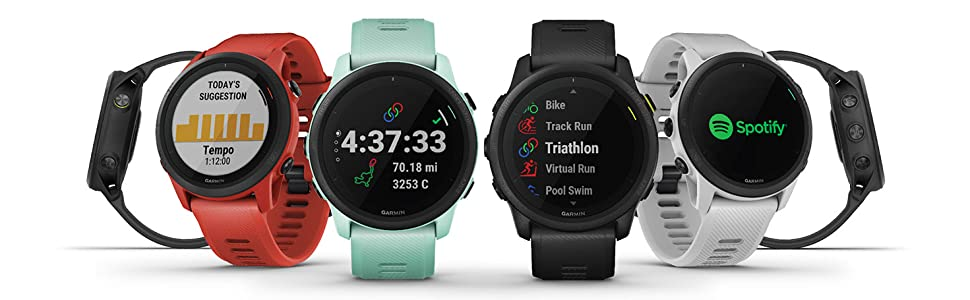 Đồng hồ Garmin dành cho chạy bộ 3