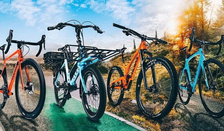 Đồng hồ thông minh Garmin dành cho người đi xe đạp 8