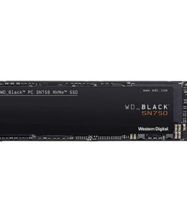 SSD WD Black SN750 4TB NVME M.2 2280 WDS400T3X0C 5