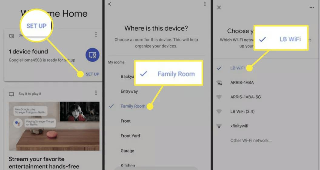 Hướng dẫn sử dụng Google Home với iPhone 2