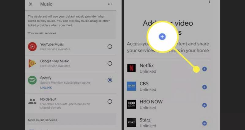 Hướng dẫn sử dụng Google Home với iPhone 4