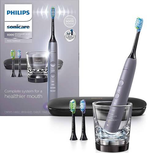 Bàn chải đánh răng điện Philips Sonicare DiamondClean Smart 9300 HX9903/01 8