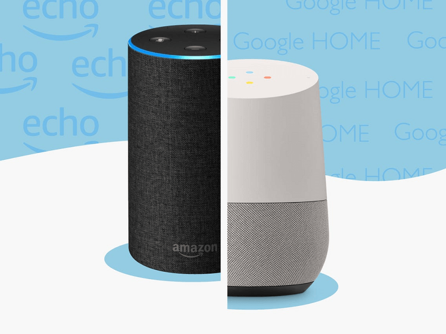 So sánh Amazon Echo với Google Home 2