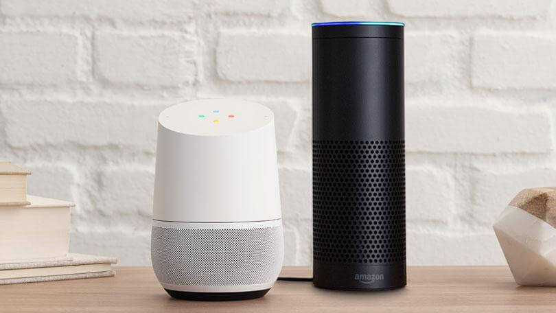 So sánh Amazon Echo với Google Home 3