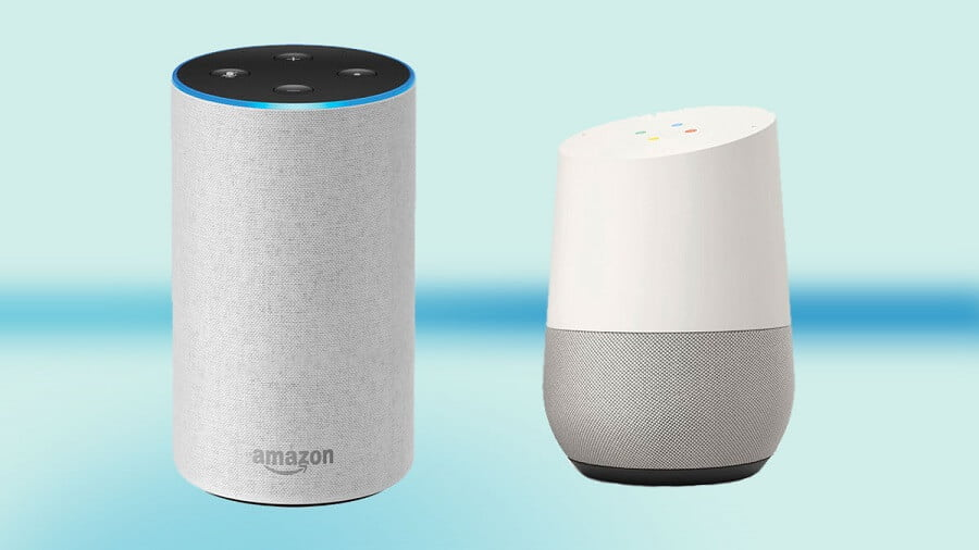 So sánh Amazon Echo với Google Home 4