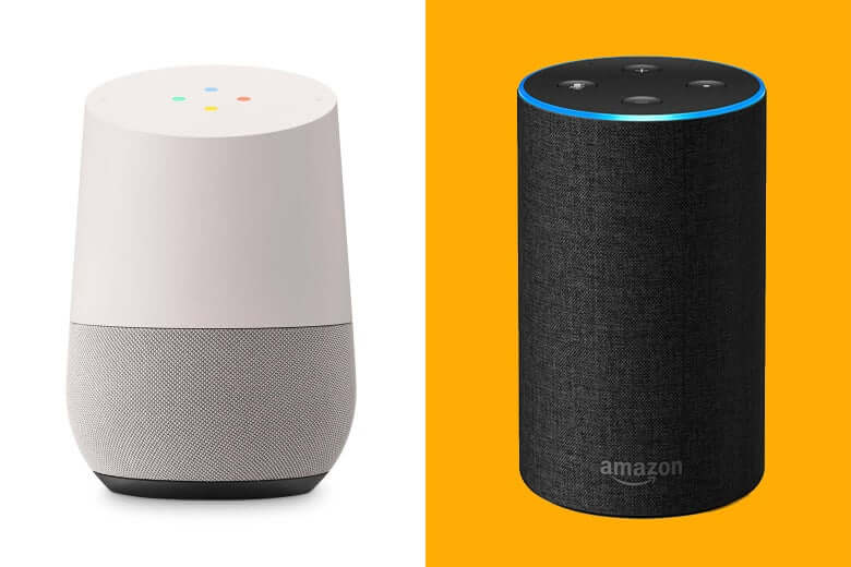 So sánh Amazon Echo với Google Home 5