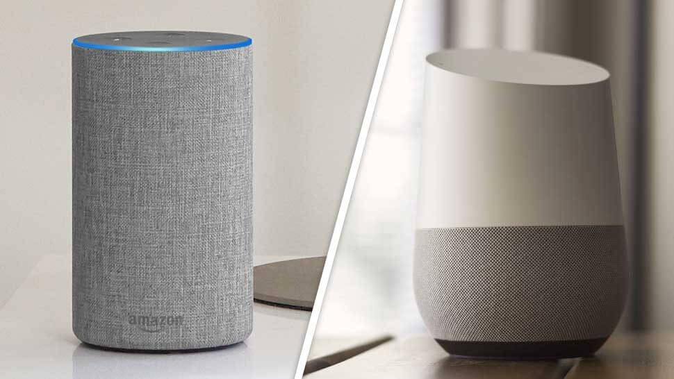 So sánh Amazon Echo với Google Home 6