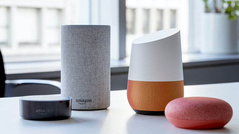 So sánh Amazon Echo với Google Home 7