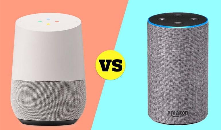 So sánh Amazon Echo với Google Home 8