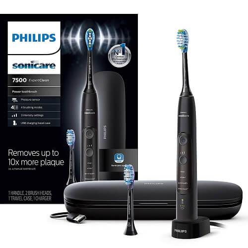 Bàn chải đánh răng điện ban chai danh rang dien Philips Sonicare ExpertClean 7500 1