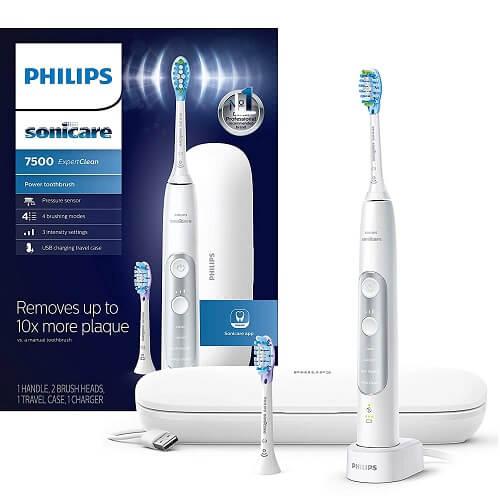Bàn chải đánh răng điện ban chai danh rang dien Philips Sonicare ExpertClean 7500 3