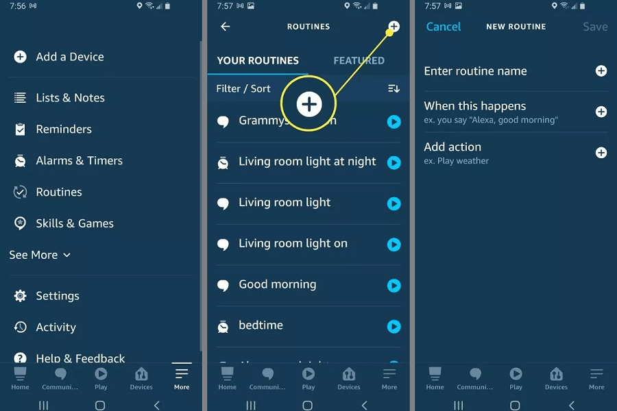 Hướng dẫn quản lý nhà thông minh với Alexa App bằng Android 5
