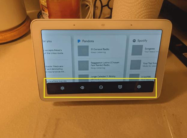 Tính năng ẩn có trong Google Home Hub 3