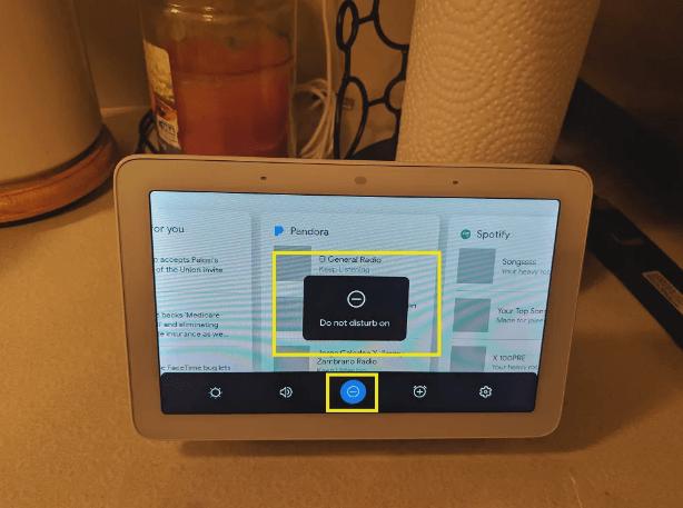 Tính năng ẩn có trong Google Home Hub 6