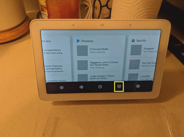 Tính năng ẩn có trong Google Home Hub 7