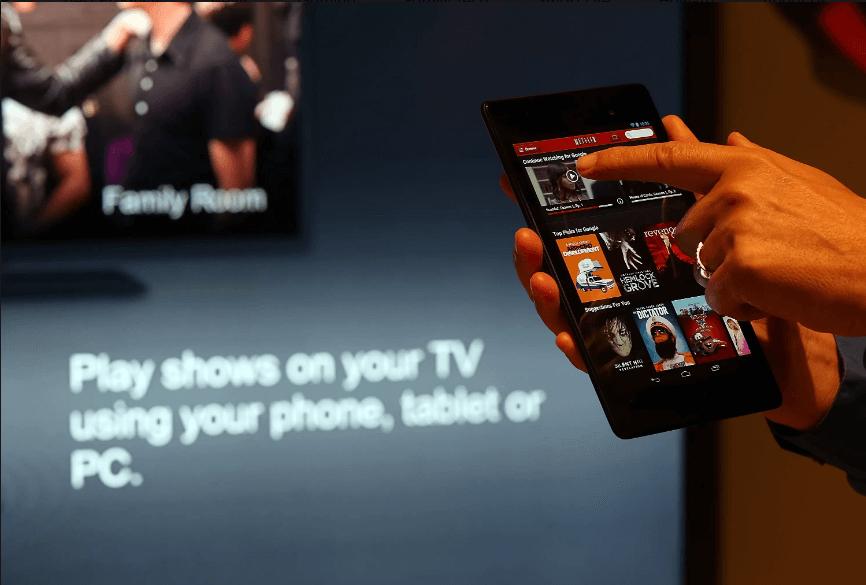 Cách truyền hình ảnh từ điện thoại Android và iOS sang Google Chromecast hình 2