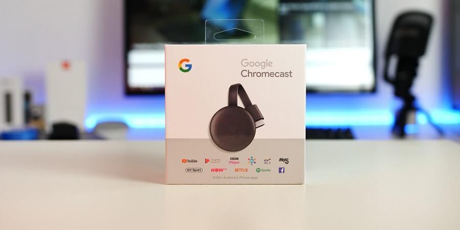 Cách truyền hình ảnh từ điện thoại Android và iOS sang Google Chromecast hình 4