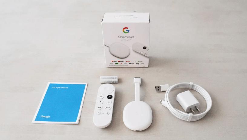 Đánh giá Google Chromecast với Google TV 1