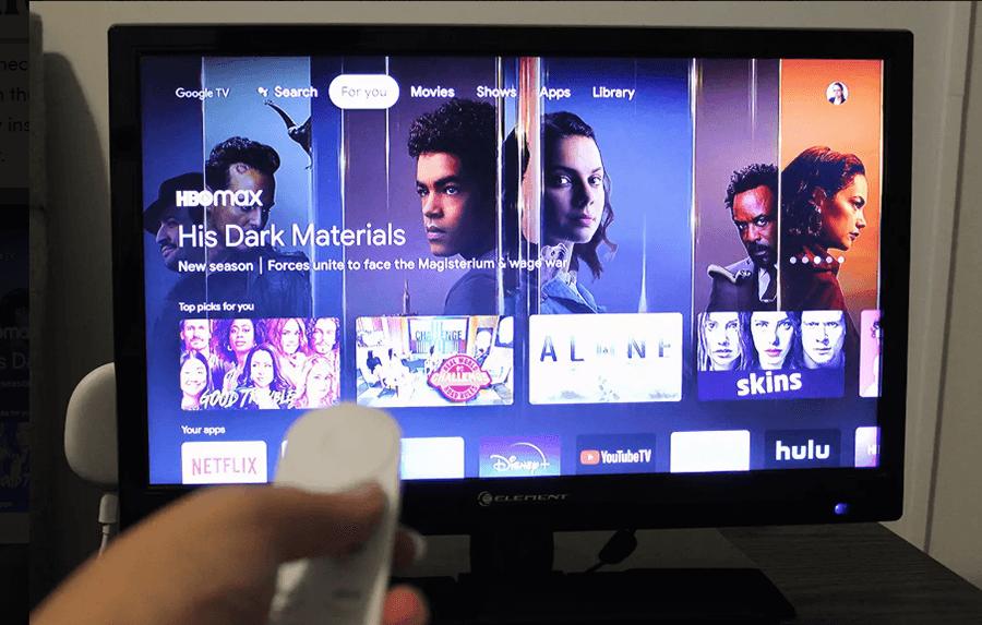 Đánh giá Google Chromecast với Google TV 3