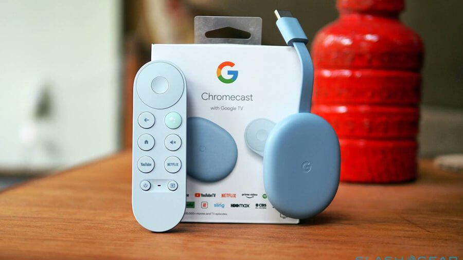 Đánh giá Google Chromecast với Google TV 4