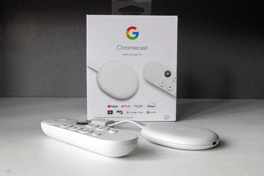 Đánh giá Google Chromecast với Google TV 6