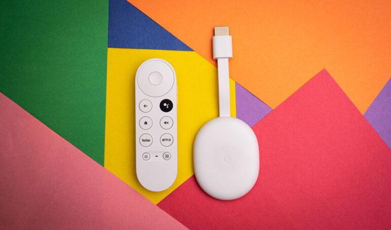 Đánh giá Google Chromecast với Google TV 8