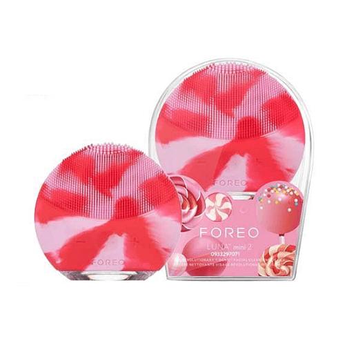 Máy rửa mặt Foreo Luna Mini 2 Lollipop pink 2