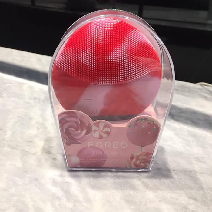 Máy rửa mặt Foreo Luna Mini 2 Lollipop pink 5