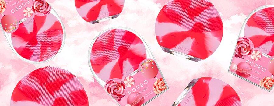 Máy rửa mặt Foreo Luna Mini 2 Lollipop pink 7