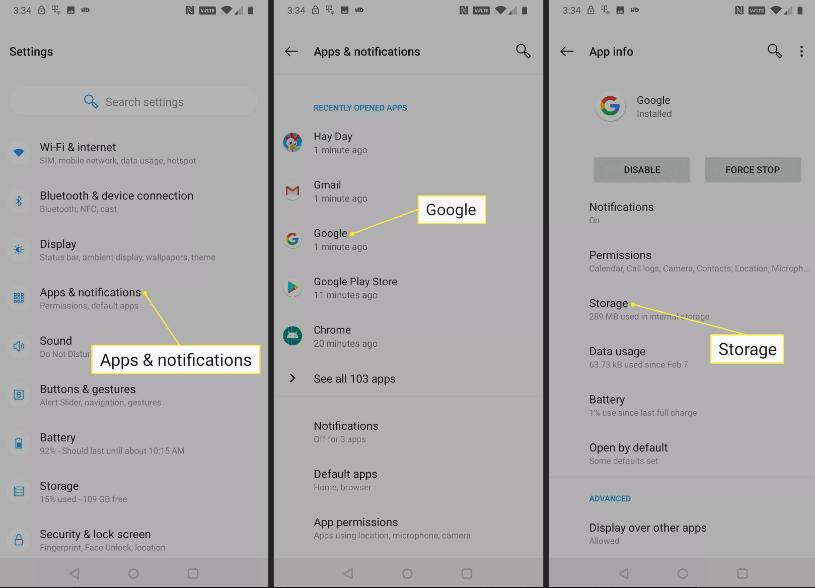 Sửa lỗi không thể thay đổi giọng nói của Google Assistant 11