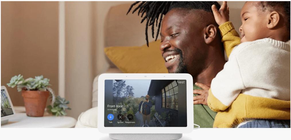 Google Nest Hub 5