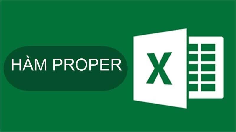 Hướng dẫn cách viết hoa chữ cái đầu trong Excel hình 2