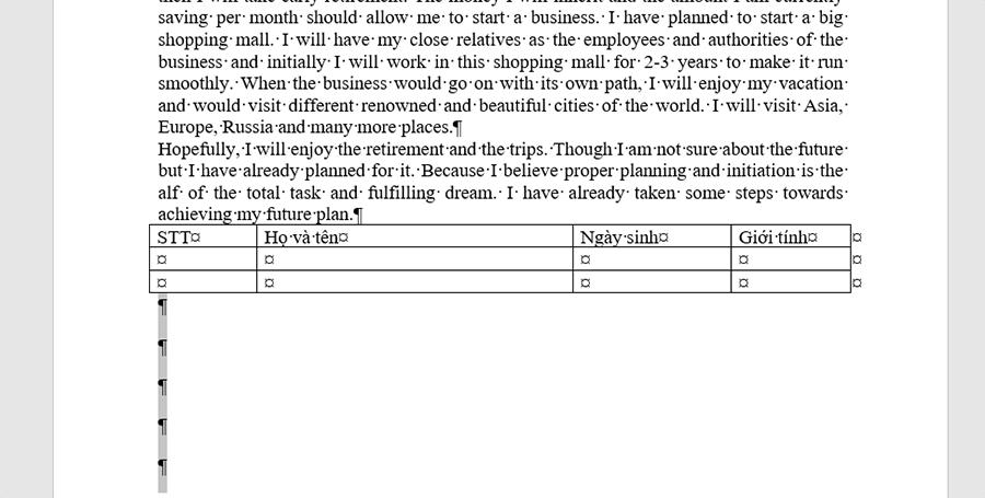 Hướng dẫn xóa trang trong Word chi tiết hình 8